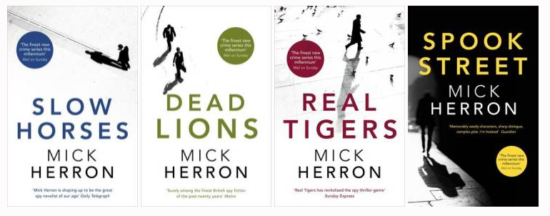 Jackson Lamb series by Mick Herron