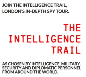 Spybrary Prize – Win a place on the Intelligence Trail Tour