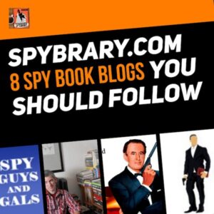 8 Spy Book Blogs You Should Follow