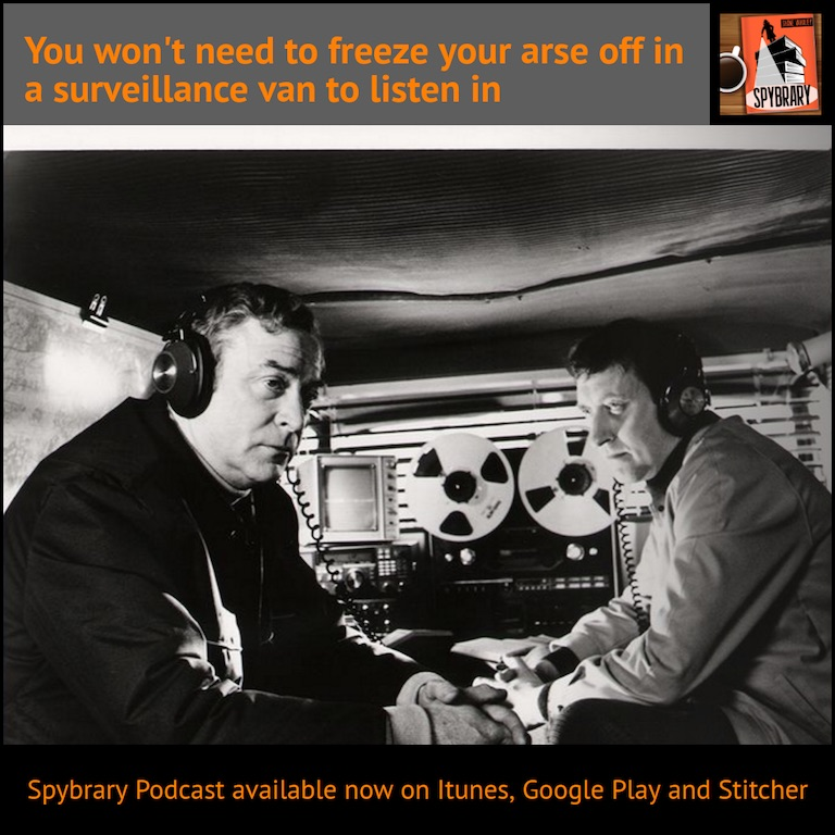 Spybrary Spy Podcast
