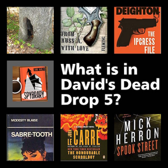 David Cragg's Dead Drop 5!
