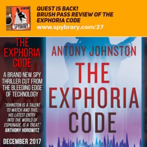 27: The Exphoria Code -Brush Pass Review