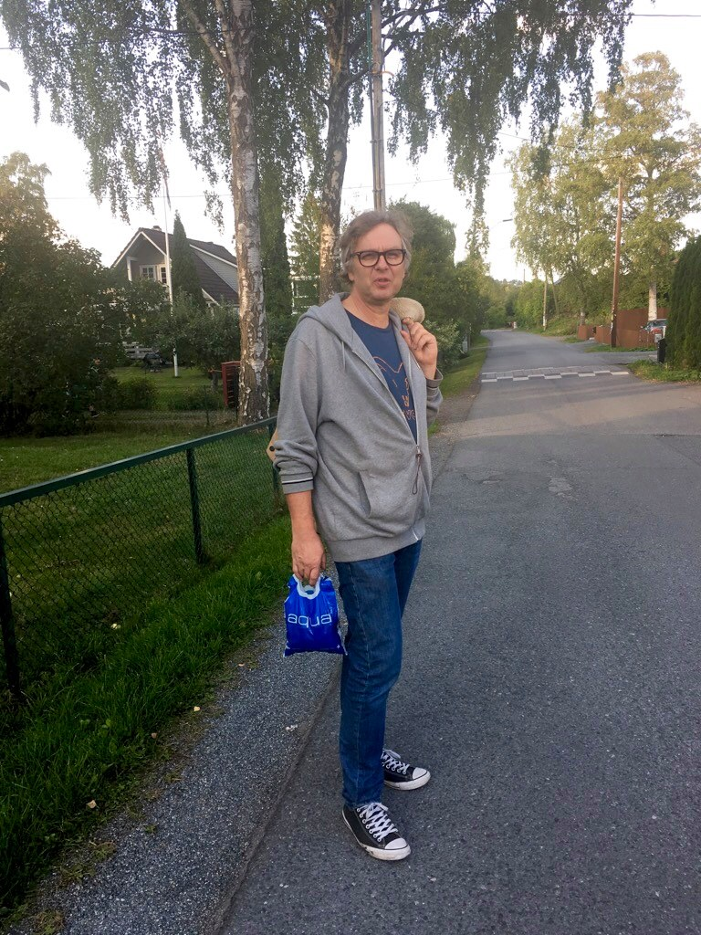 Our Man in Norway - Karl Gunnar Oen talks about Broadsword Calling Danny Boy