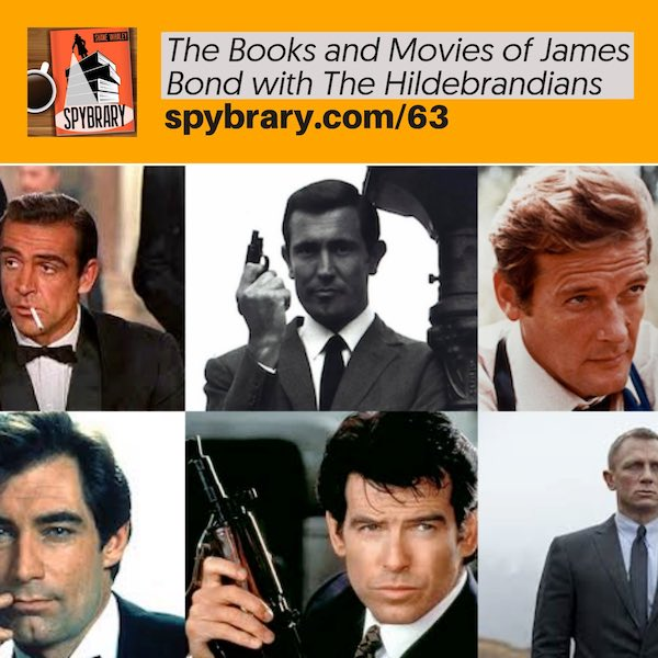 James Bond Podcast discussion on Spybrary
