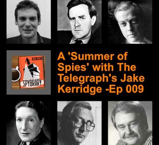Jake Kerridge and the Summer of Spies