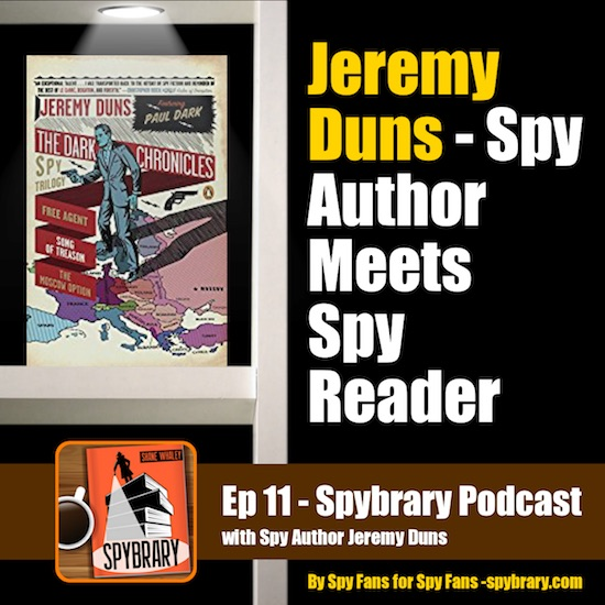 Jeremy Duns
