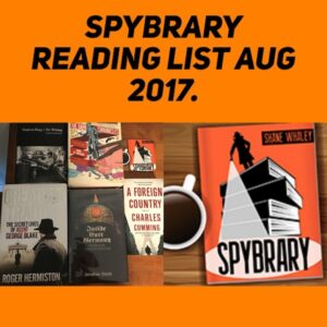 Spy Books
