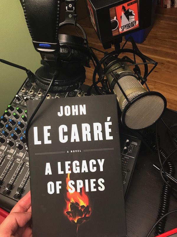 Legacy of Spies