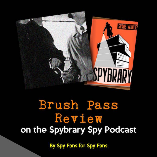 Spybrary Brush Pass
