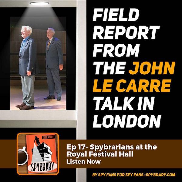 John Le Carre London
