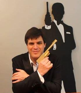 Matt Sherman talks more about Bond Fan Events on the Spybrary Spy Podcast