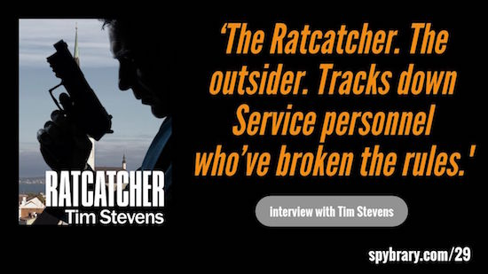 Ratcatcher by Tim Stevens #1 of the John Purkiss series
