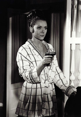 Tracy from On Her Majesty's Secret Service - a favourite of Spybrary listeners