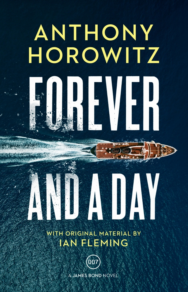 Anthony Horowitz Forever and a Day!
