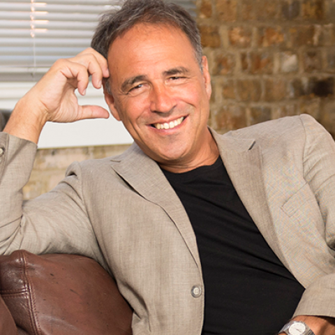Anthony Horowitz, author of Forever and a Day.