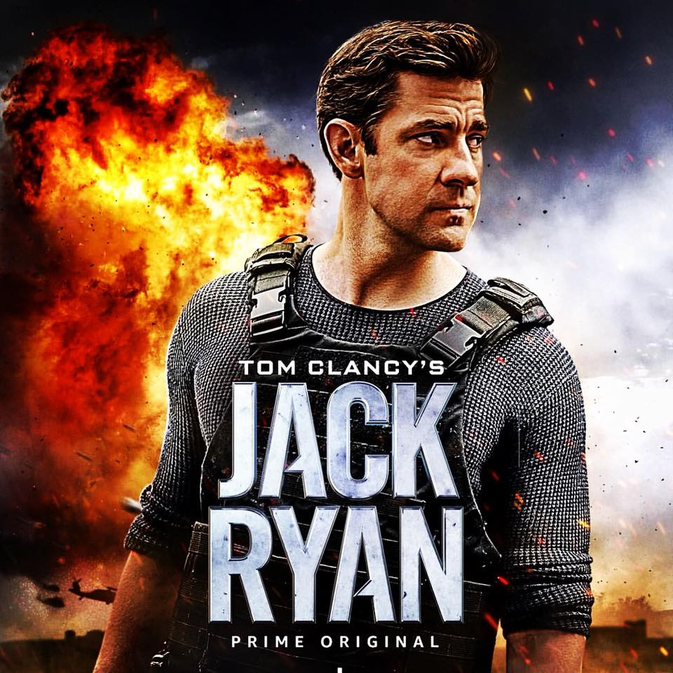 Jack Ryan on Amazon Prime