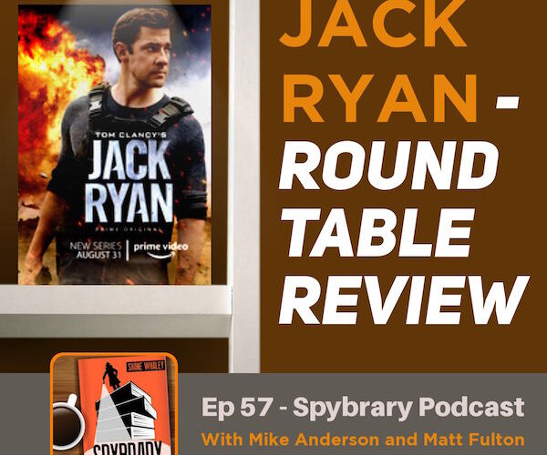 11Jack Ryan Podcast review