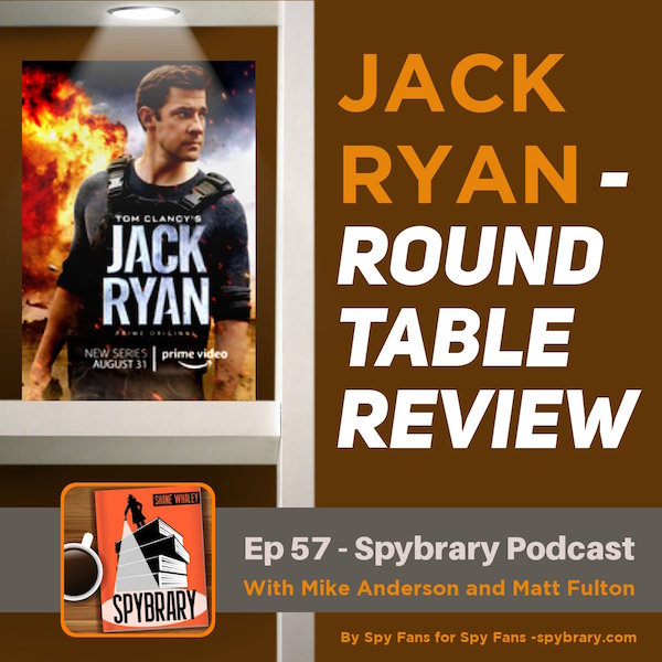 Jack Ryan Podcast review