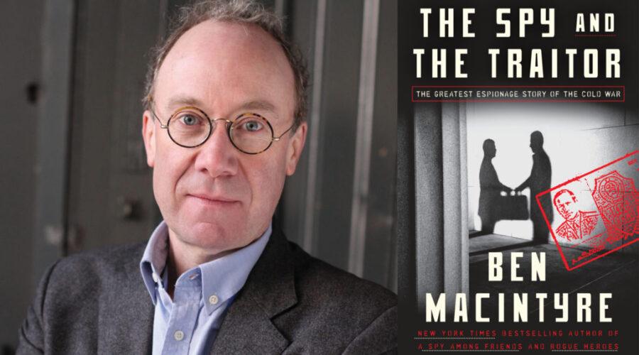 11Spybrary's John Koenig reviews The Spy and The Traitor by Ben Macintyre