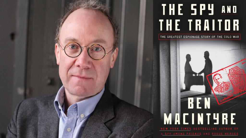 Spybrary's John Koenig reviews The Spy and The Traitor by Ben Macintyre