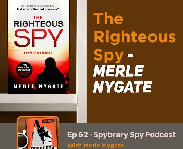 11Check out our interview with Merle Nygate, author of The Righteous Spy