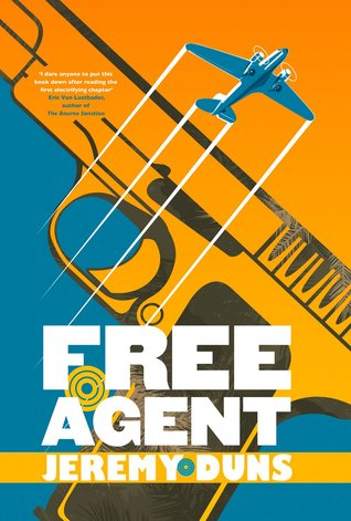 Free Agent, the first in the 4 books based on spy Paul Dark.