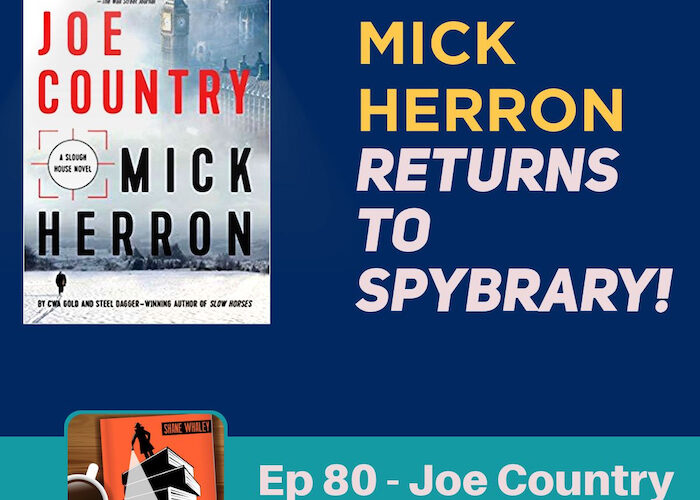11Mick Herron Podcast
