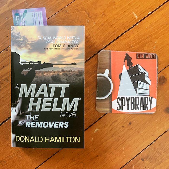 Matt Helm Novel - The Removers by Donald Hamilton