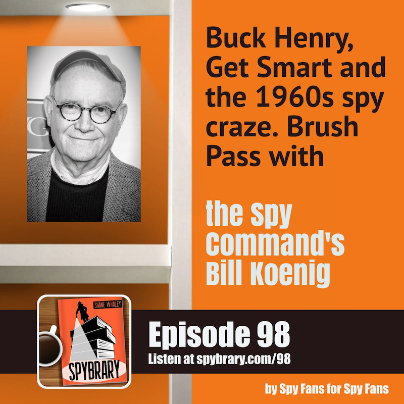 Buck Henry and Get Smart