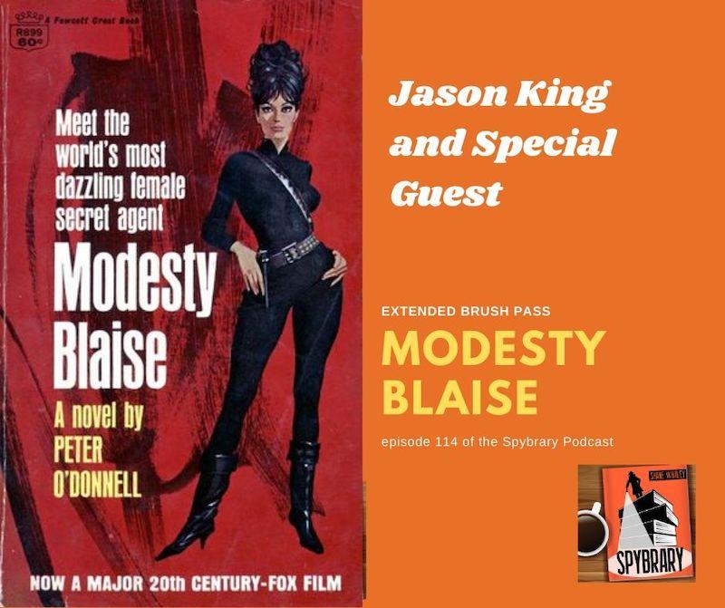 Modesty Blaise