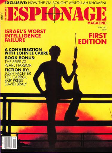 Espionage Magazine