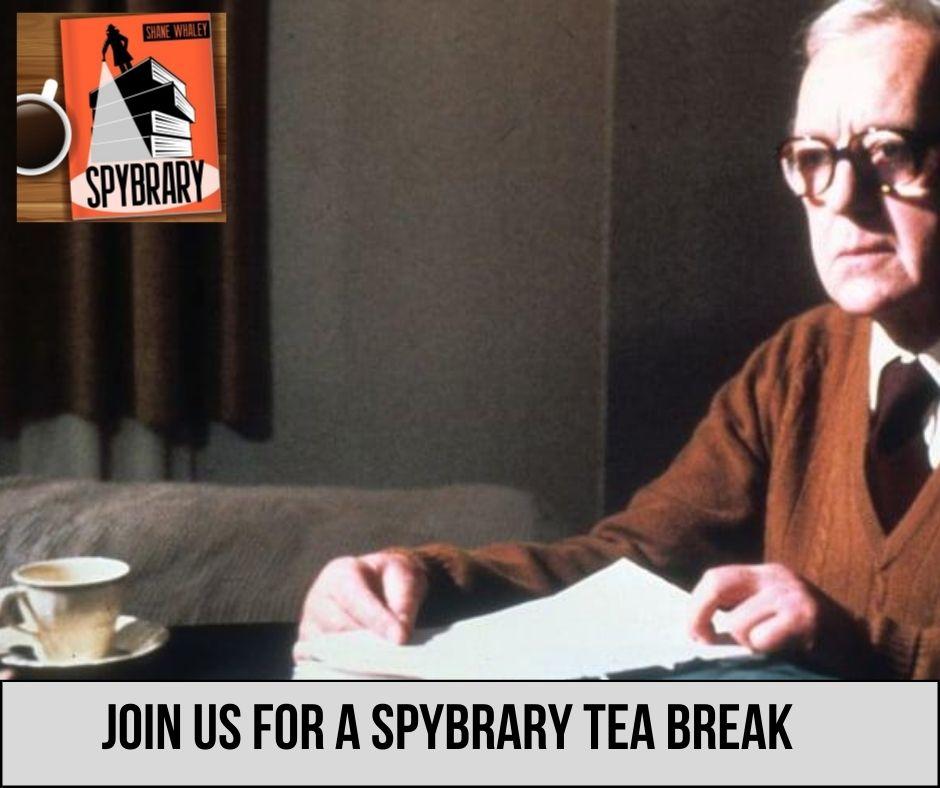Spy Books Interviews