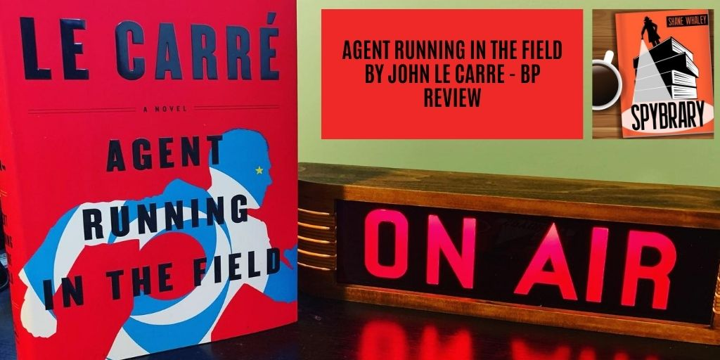 Agent Running In the Field Review