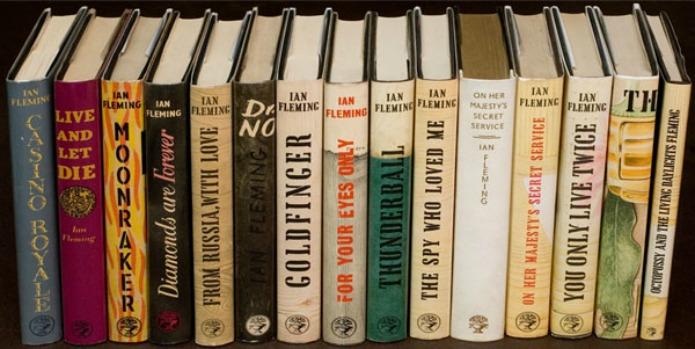 The James Bond Book Club