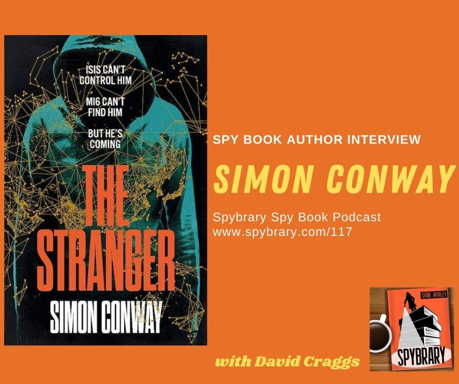 Simon Conway author interview
