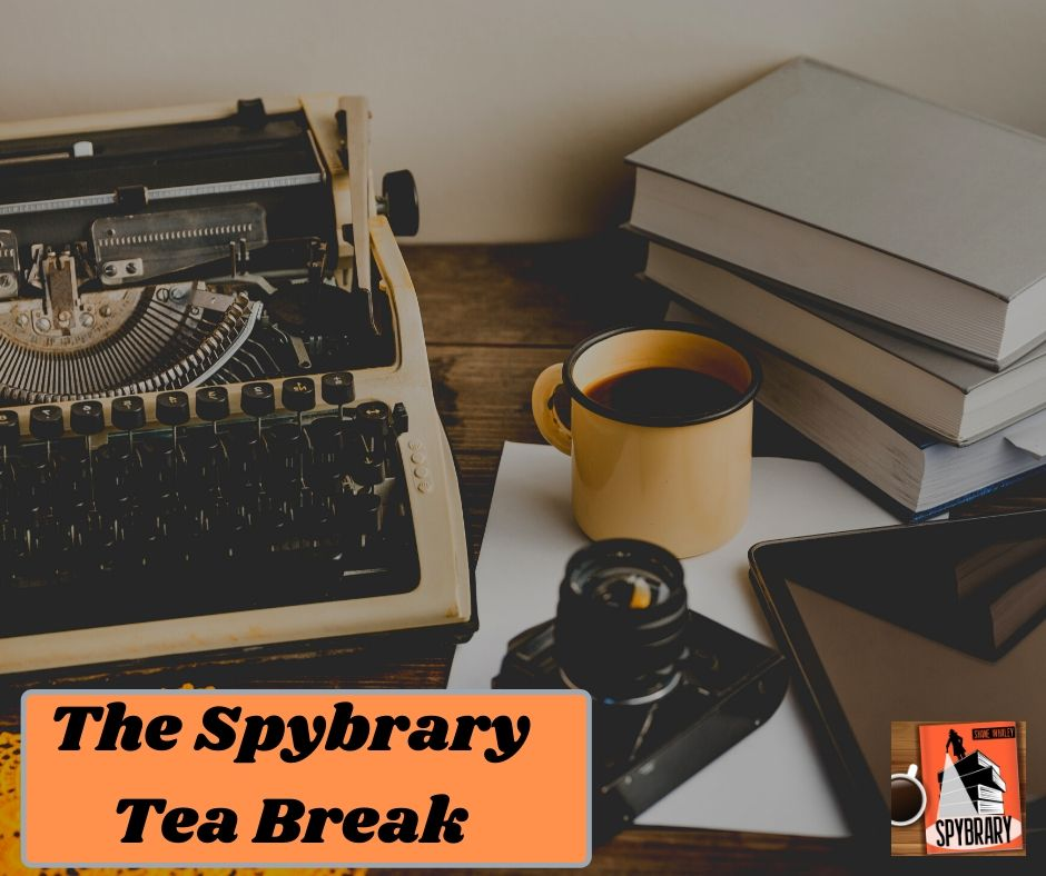 Spy Author Interviews on the Spy Podcast - Spybrary