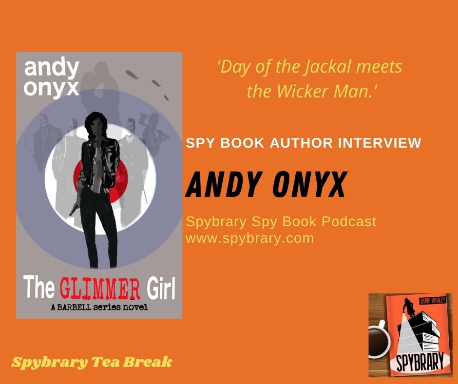 The Glimmer Girl by Andy Onyx