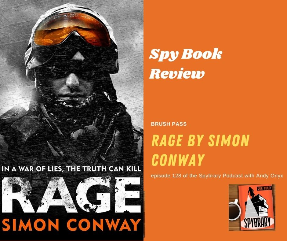 Rage by Simon Conway review