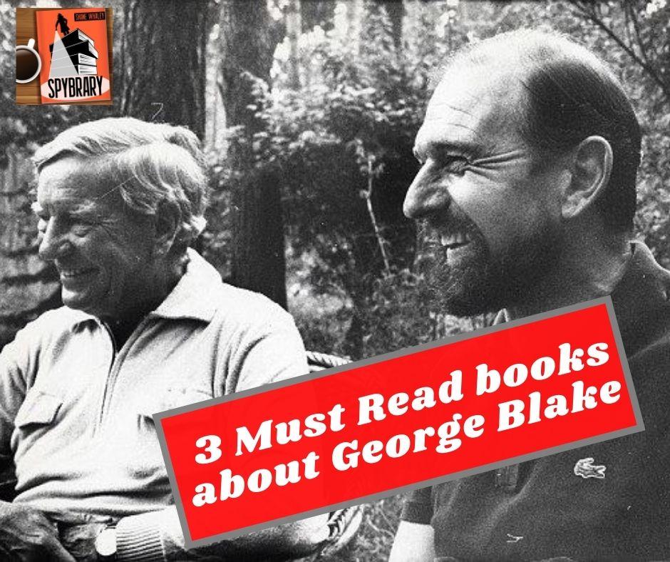 3 books about George Blake