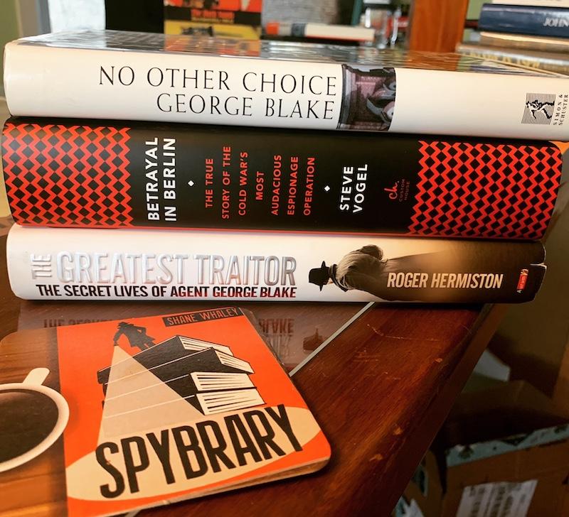 Books About George Blake
