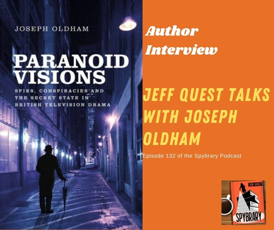 Paranoid Visions by Joseph Oldham