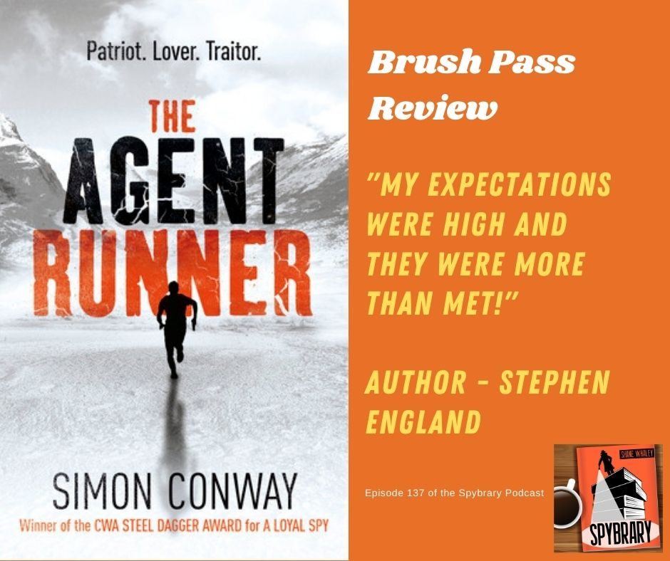 The Agent Runner by Simon Conway