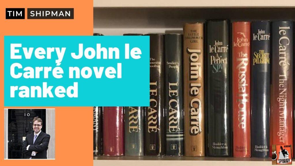 The book of John le Carre