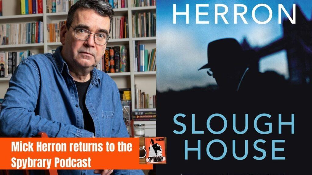 Mick Herron Slough House novel