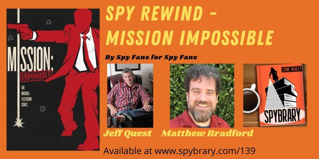 Spy Rewind