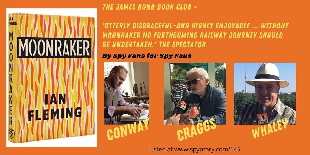 Moonraker The James Bond Book Club