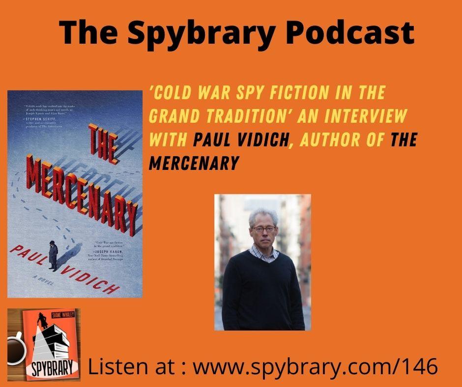 Paul Vidich The Mercenary