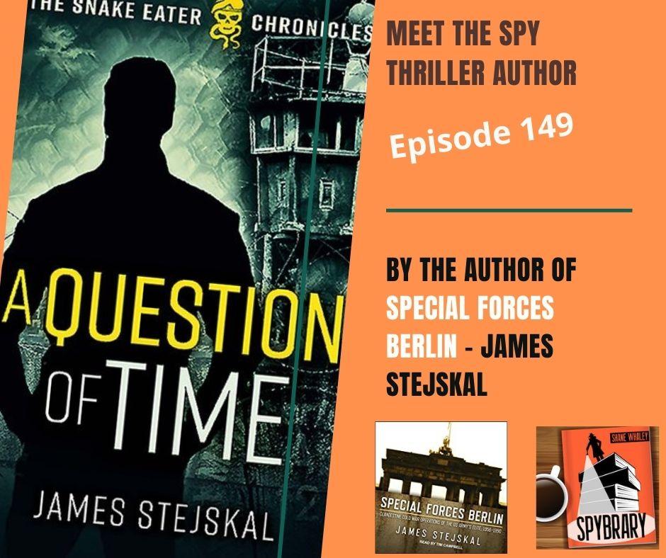 James Stejskal A Question of Time