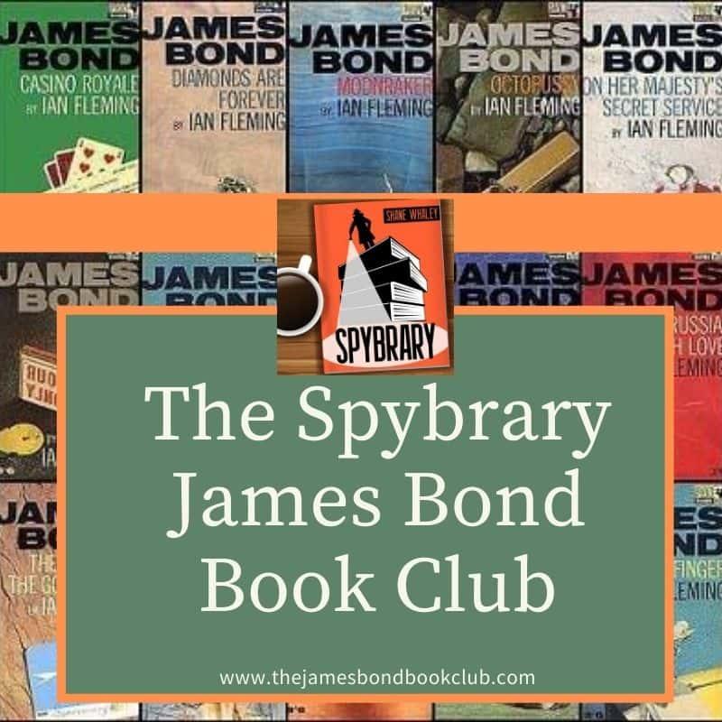 11Moonraker – The James Bond Book Club with David Craggs and Simon Conway