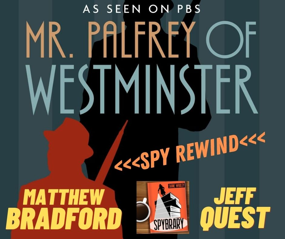 Mr Palfrey of Westminster review